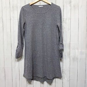 Z Supply Grey Dress - L